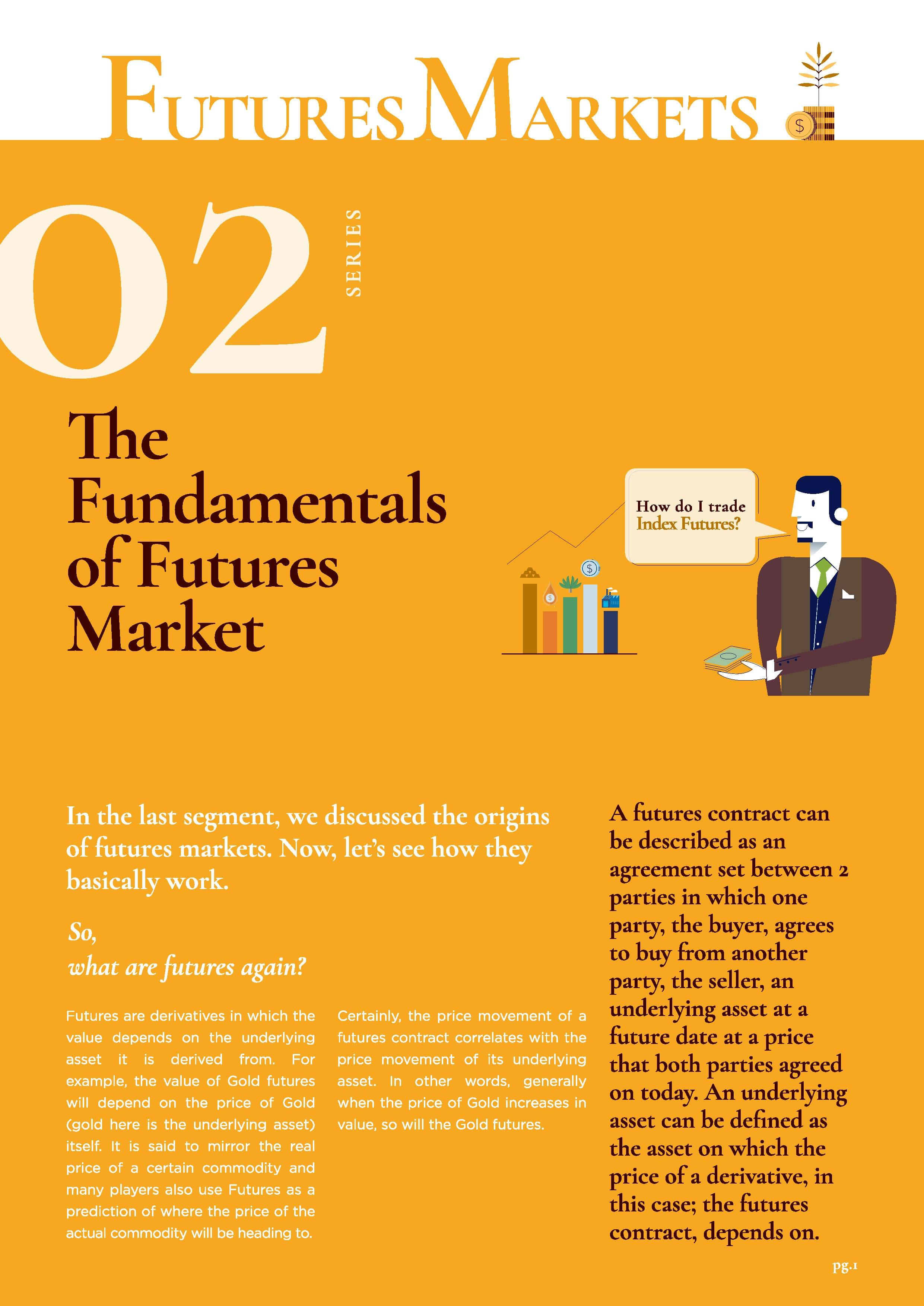 Futures Markets 101: The Fundamentals of Futures Market